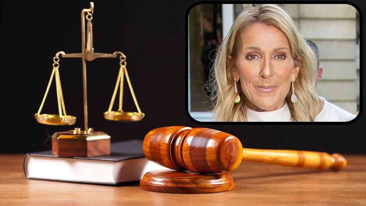 Céline Dion condamnée par la justice à verser une somme importante