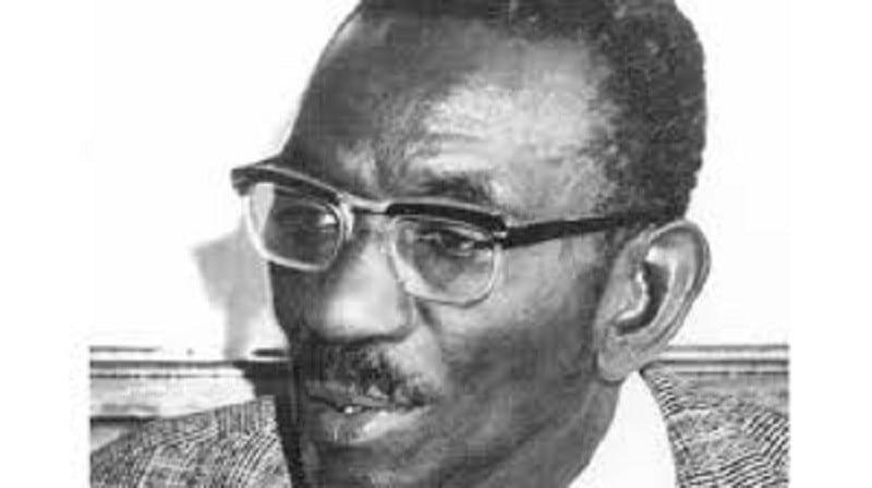Sénégal : découvrez cette nouvelle statue de Cheikh Anta Diop