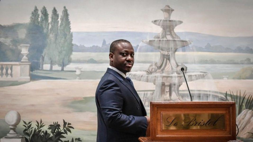 Chris Yapi : « tant que Soro Guillaume sera à Paris, il ne pourra pas agir »
