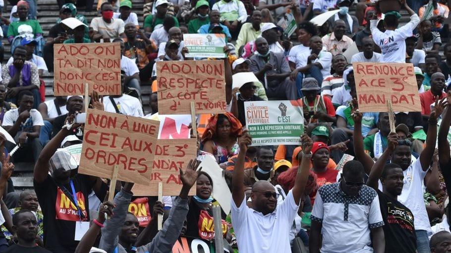Cinq clés pour comprendre l'élection présidentielle en Côte d'Ivoire