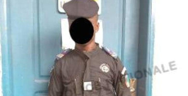 Côte d'Ivoire : un faux gendarme appréhendé par les forces de l'ordre