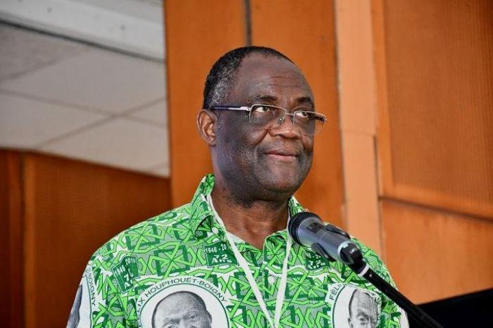 Côte d'Ivoire : Kakou Guikahué du PDCI-RDA jeté en prison