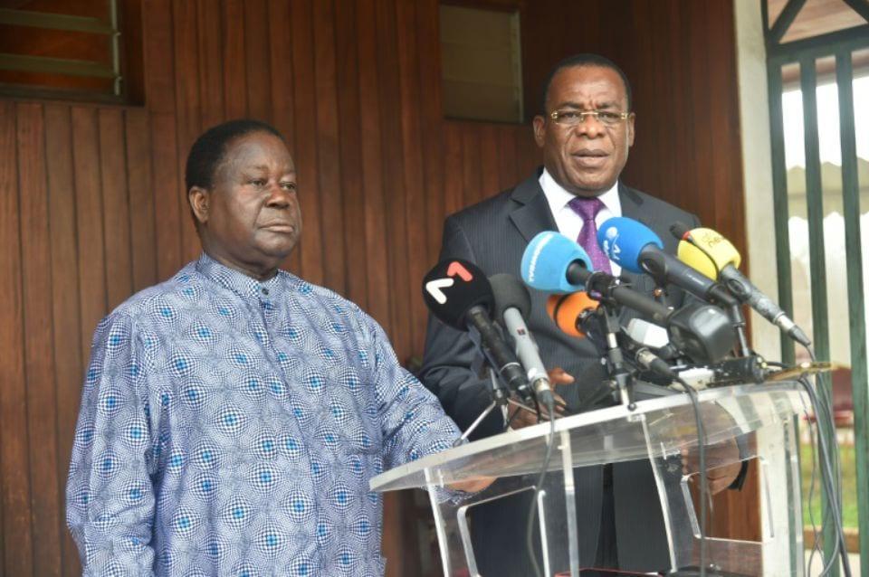 Côte d'Ivoire : des plateformes de l'opposition exige un nouveau scrutin présidentiel
