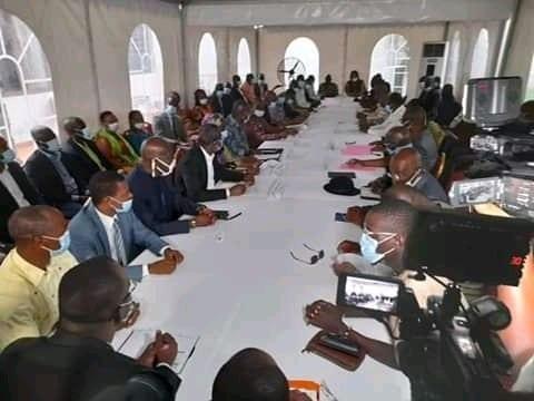 Côte d'Ivoire : l'opposition crée un conseil national de transition