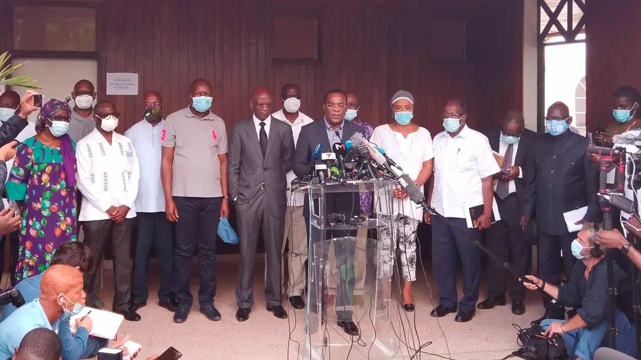 Côte d'Ivoire : voici ce que dit l'opposition à propos du scrutin