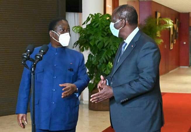 Côte d'Ivoire : ce qu'il faut retenir de la rencontre Ouattara-Bédié
