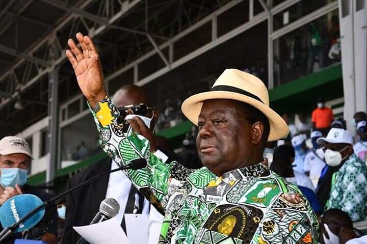 Côte d'Ivoire : Levée du blocus chez Henri Konan Bédié