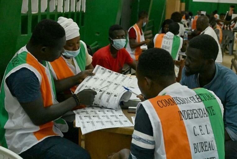 Côte d'Ivoire/Election : L'histoire se répète avec deux présidents….