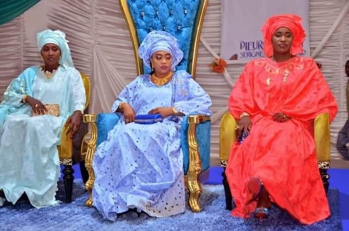 Gamou 2020: Voici en images comment Sokhna Aida Diallo a passé la nuit du Prophète
