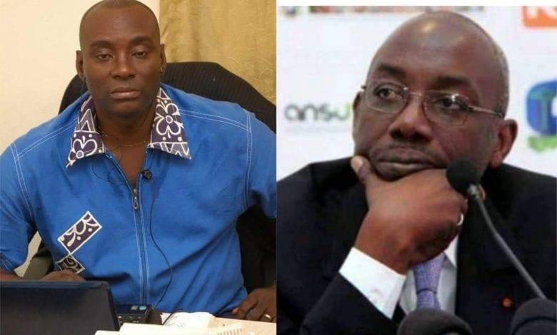Décès de Sidy Diallo: quand l'hommage de Fernand Dédeh se transforme en cassement de « papots »