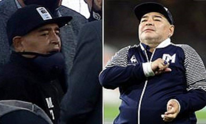 Diego Maradona hospitalisé quelques jours après son 60e anniversaire