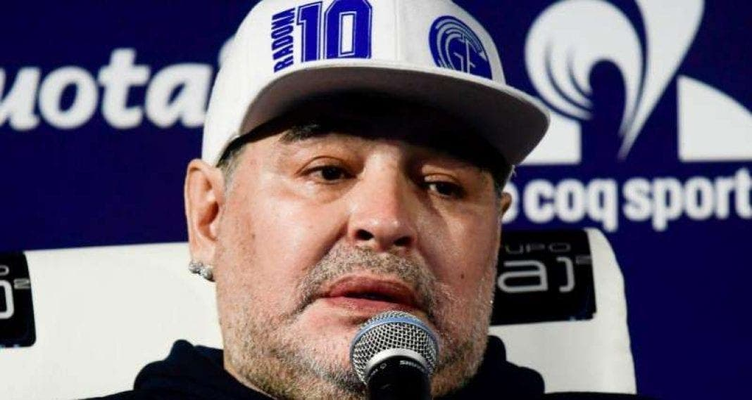 Diego Maradona opéré d'un hématome à la tête