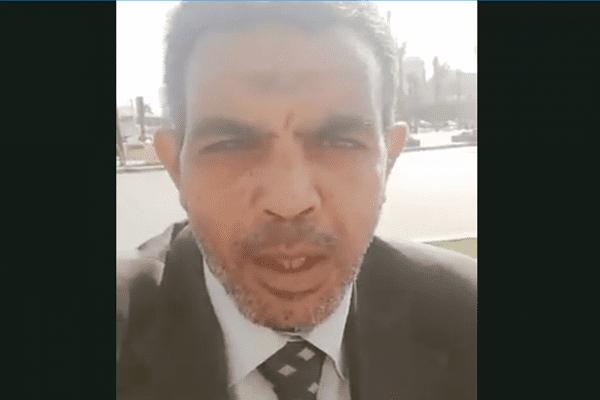 Égypte : un homme s'immole par le feu pour dénoncer la corruption (vidéo)