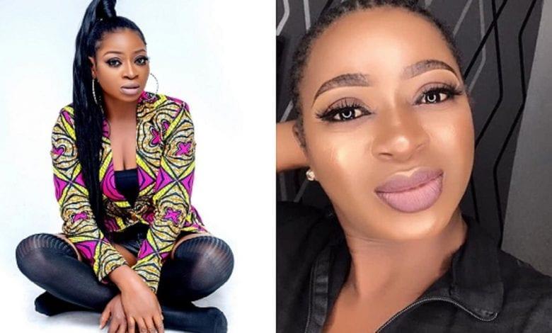 """""""Épousez une fille que vous pouvez vous permettre », une actrice nigériane conseille les hommes"""