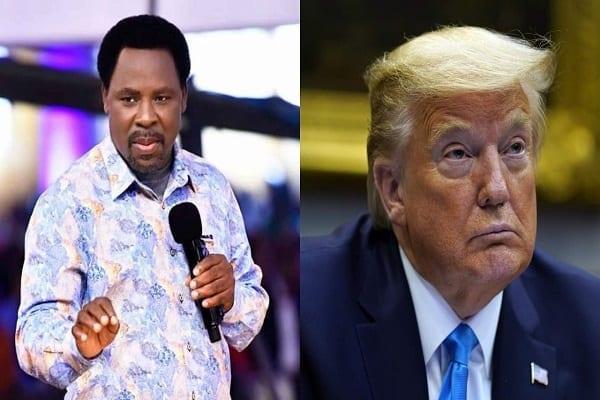 États-Unis/présidentielle 2020 : le pasteur TB Joshua dit à Donald Trump ce qu'il doit faire après sa défaite (vidéo)