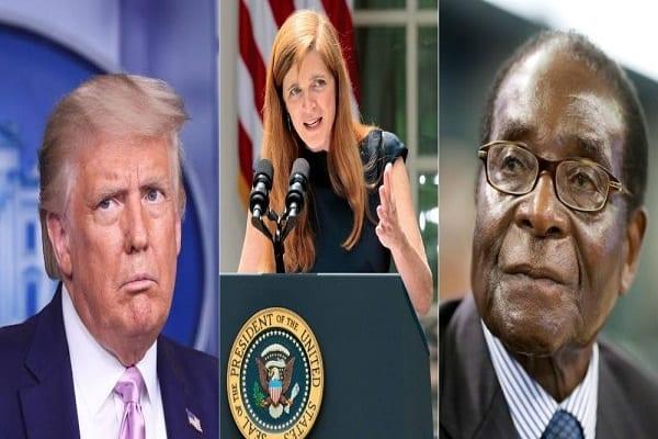 États-Unis/présidentielle 2020 : une ancienne ambassadrice compare Donald Trump à Robert Mugabe