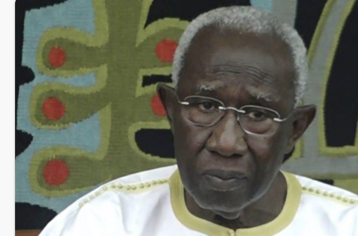 Urgent : Décès du Pr Iba Der Thiam, le Sénégal perd un grand historien
