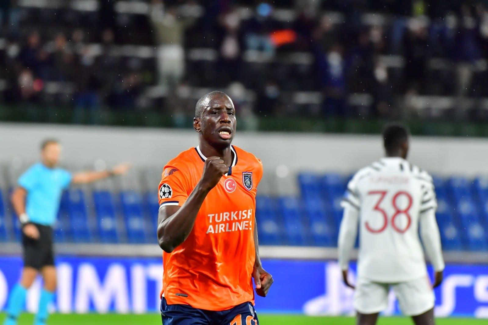 Ldc : Basaksehir surprend Man United, Demba Ba buteur !