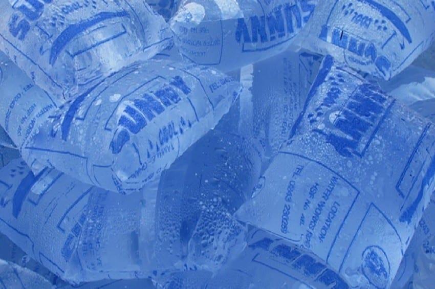 Recherche de commerciaux pour distribution de produits d'eau en sachet