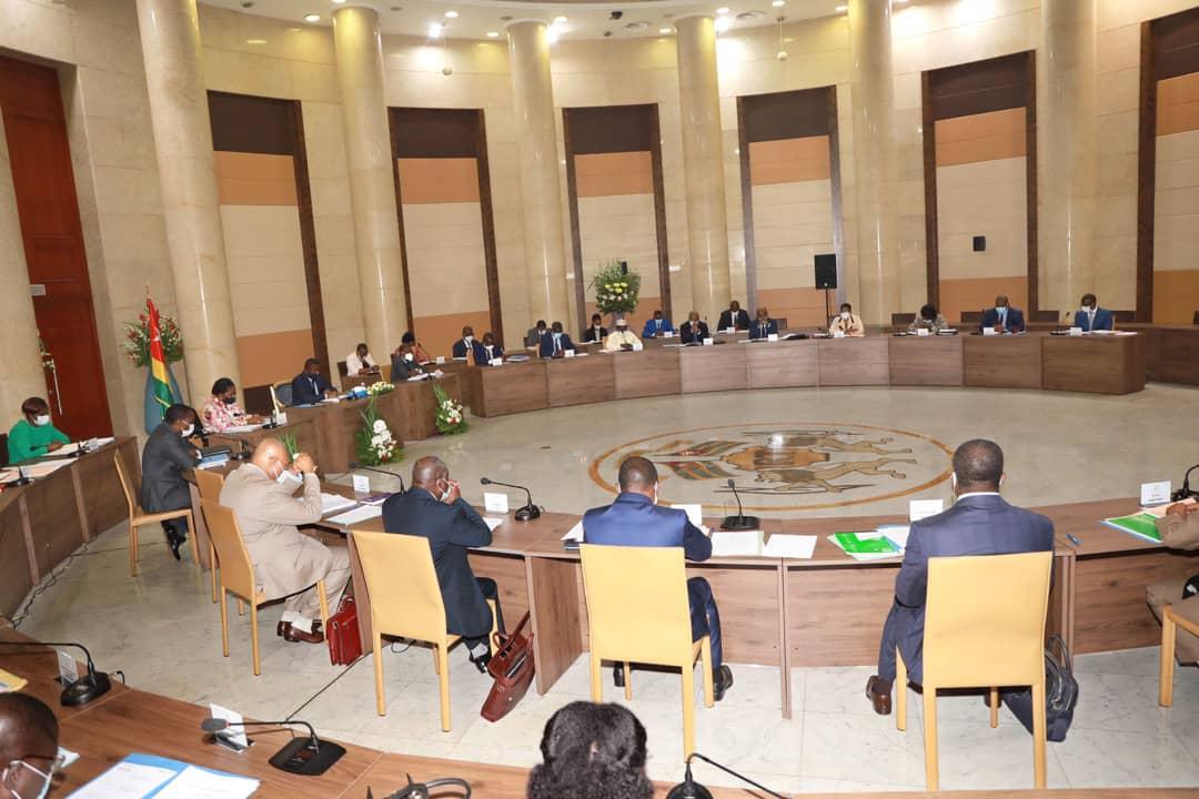 Togo/Communiqué sanctionnant le conseil des ministres du 4 novembre 2020