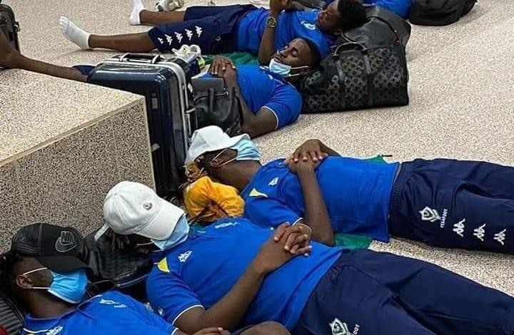 Elim.CAN : les joueurs gabonais maltraités en Gambie !