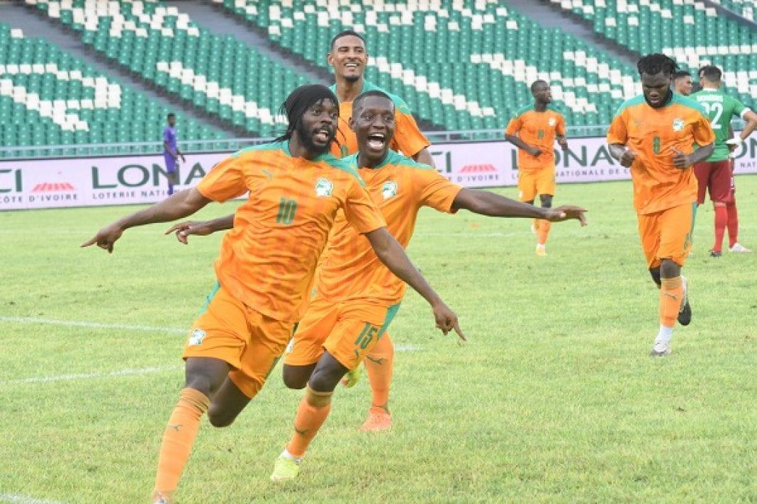 Eliminatoires CAN 2021: La Côte d'Ivoire se relance suite à sa victoire sur le Madagascar (2-1)