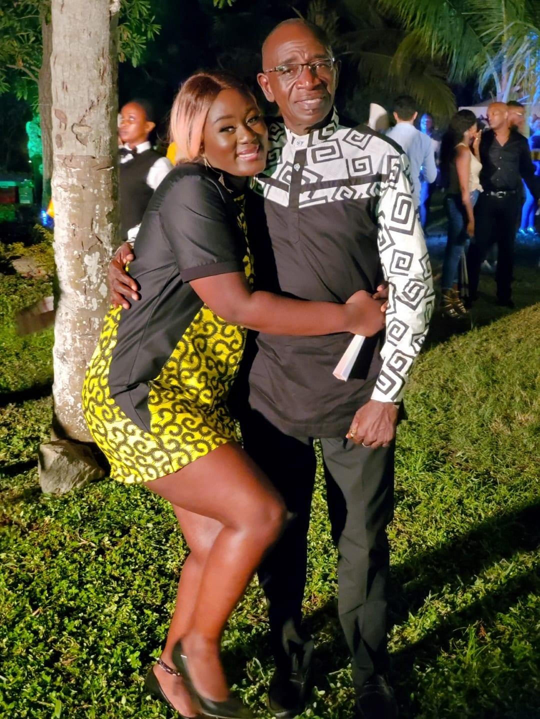 Côte d'ivoire: Eunice Zunon envoie des ondes positives à Michel Bohiri