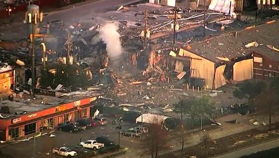 Explosion aux Etats-Unis : deux morts ce 13 novembre