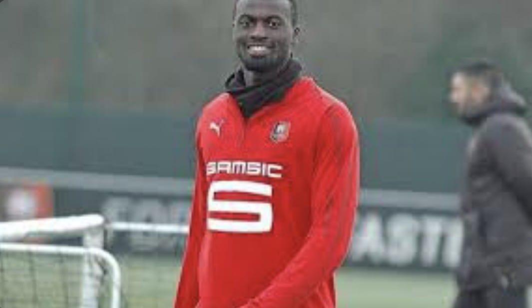 Rennes : L'attaquant sénégalais Mbaye Niang est de retour pour affronter Bordeaux