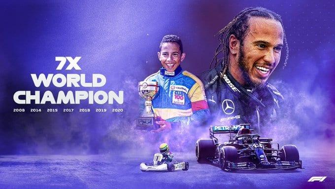 F1/ Sacré champion du monde en Turquie, Hamilton égale Michael Schumacher