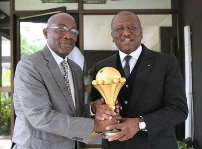 Décès d'Augustin Sidy Diallo, voici la réaction d'Hamed BAKAYOKO