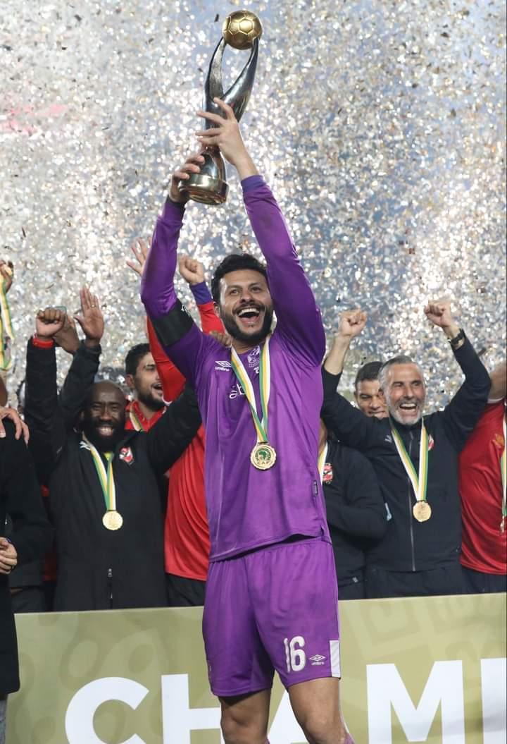 Al Ahly remporte son neuvième trophée.
