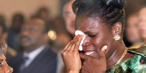 """FPI/ Simone Gbagbo est en deuil: """"Mon âme est abattue en moi"""""""
