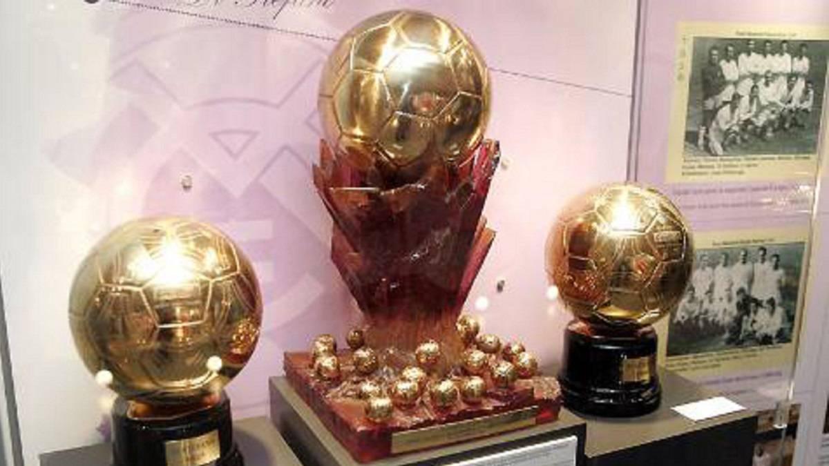 Football : voci le seul joueur de l'histoire ayant reçu un super Ballon d'or