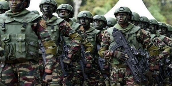 Forces armées d'Afrique francophone: découvrez le top 10 des puissances militaires