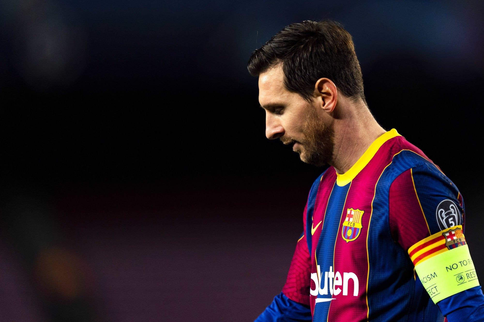 » C'est la fin entre le Barça et Messi «