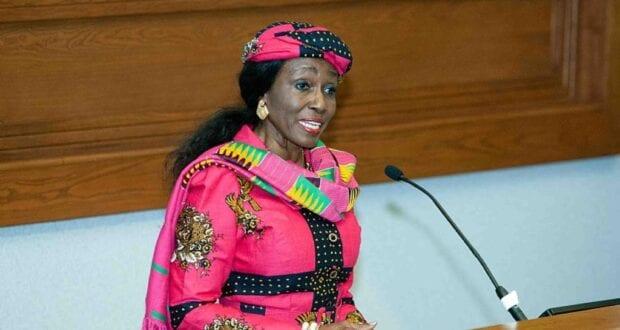 Ghana : Madame Rawlings toujours en course pour la présidentielle 2020