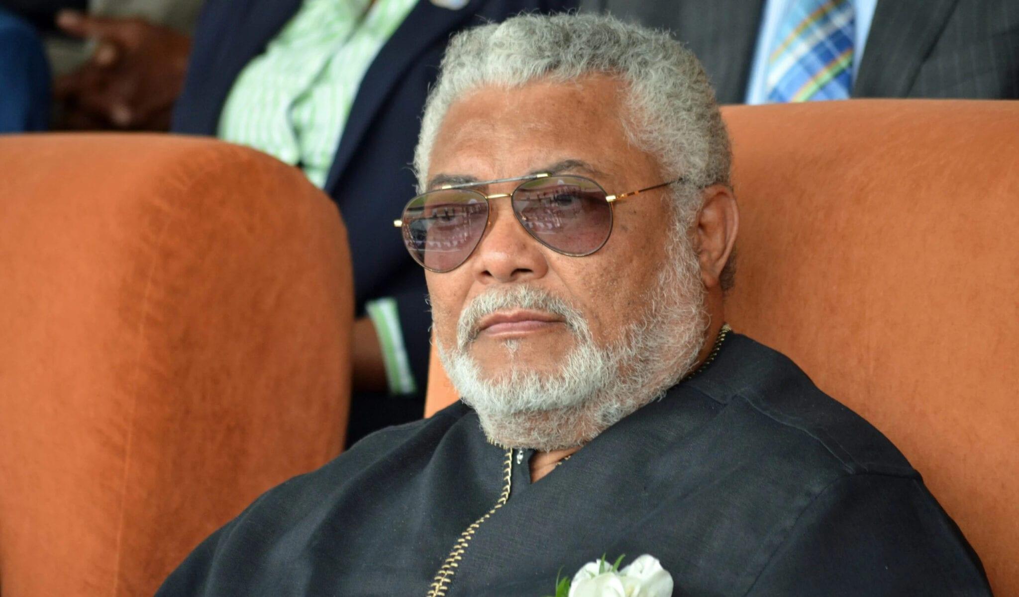 Ghana : John Rawlings est mort