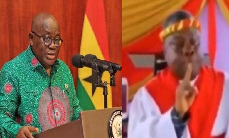 Ghana: un prophète affirme que le président Nana Addo mourra ce mercredi