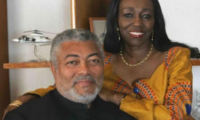 Ghana: Après la mort de John Rawlings, une folle rumeur accable son épouse