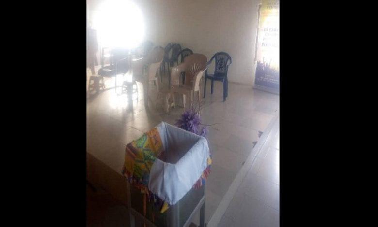 Ghana: des voleurs armés attaquent une église et emportent les offrandes