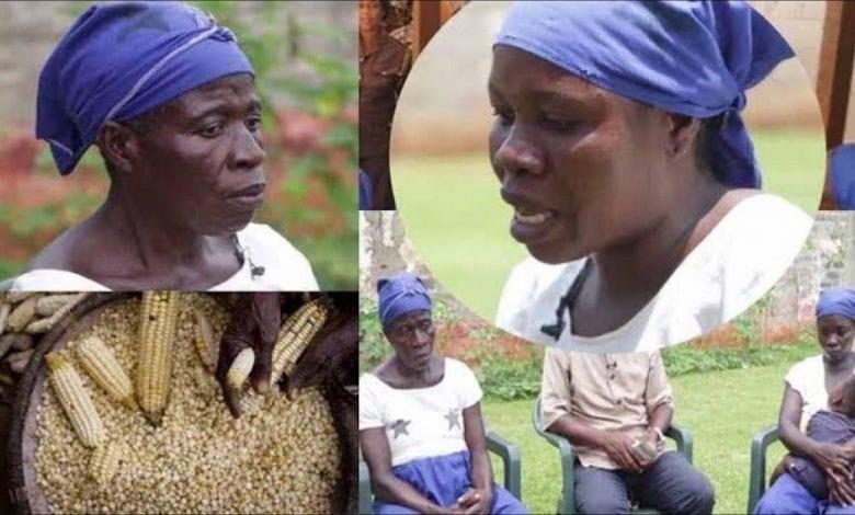 Ghana : une mère, ses 2 filles et un bébé emprisonnés pour avoir volé du maïs