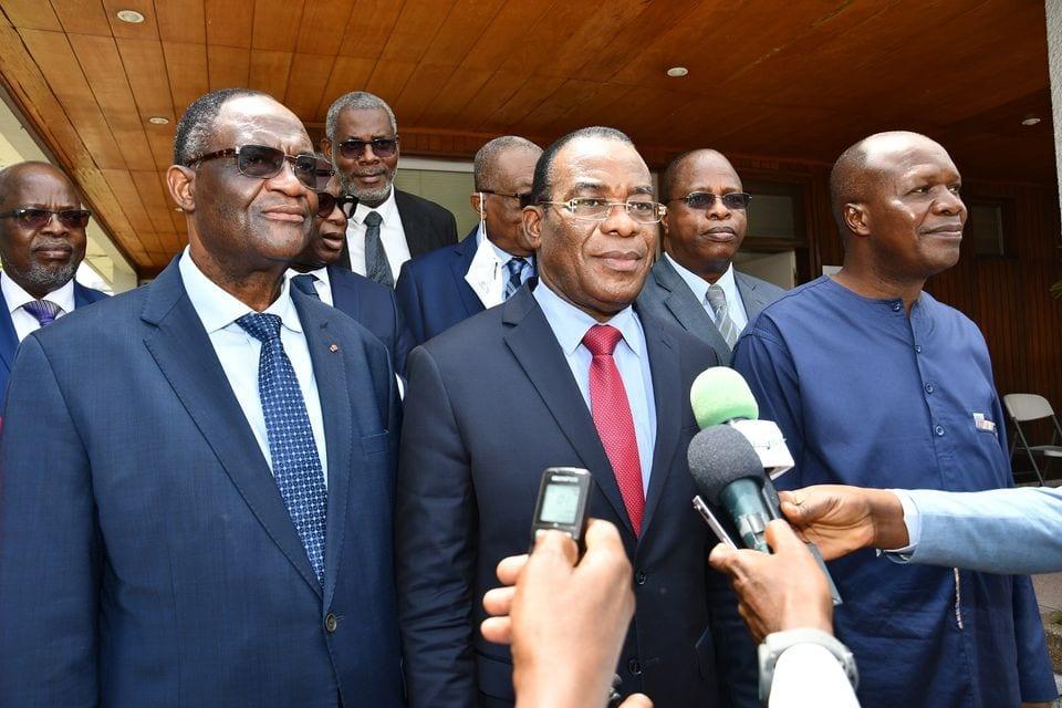 Guikahué, Ezaley… : Richard Adou dévoile la liste des personnalités interpellées le 3 novembre chez Bédié