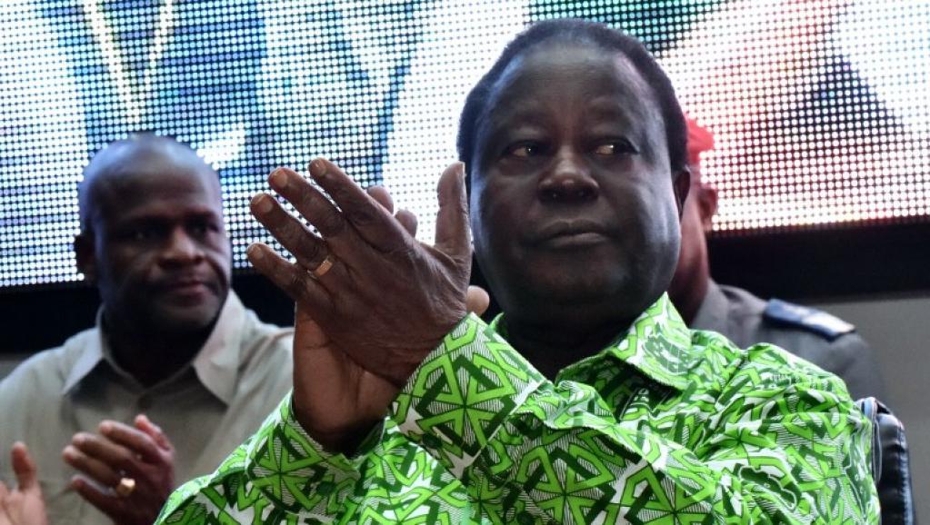 Henri Konan Bédié exige la libération des détenus politiques