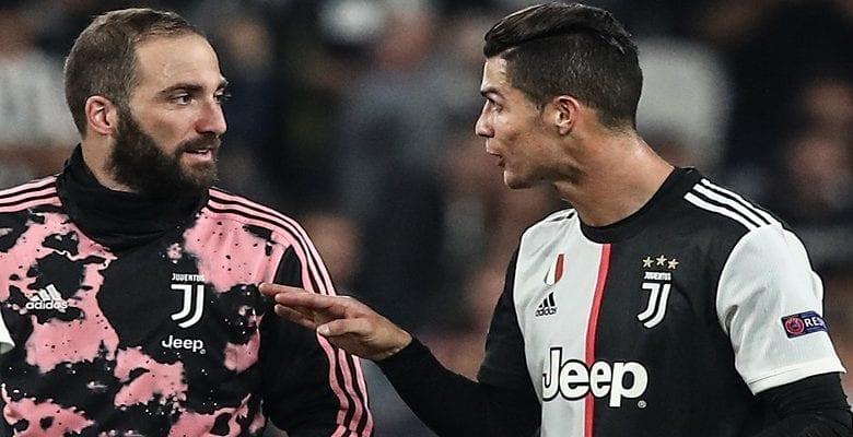Higuain snobe Cristiano Ronaldo : « Actuellement, ce sont les 3 meilleurs attaquants de la planète »