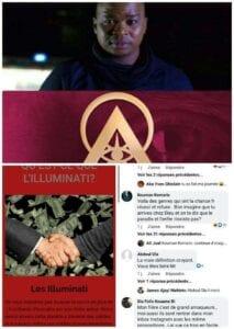 "Les ""Illuminatis"" promettent 1 million dollars/mois au Sud-africain DrTumi;ilréagit"