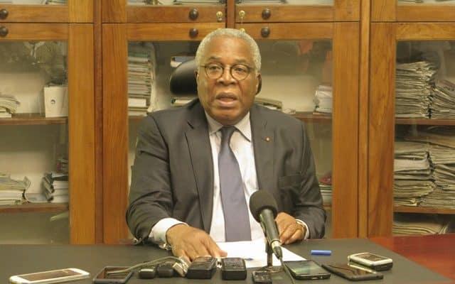 Togo: l'ancien ministre André Johnson est mort