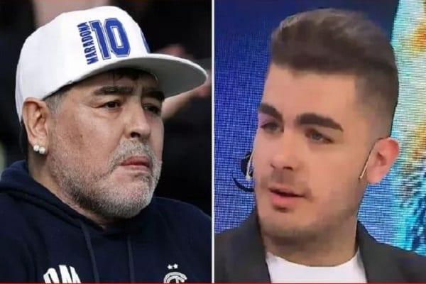 Il prétend être l'un des enfants de Maradona et exige que son corps soit déterré pour des tests ADN