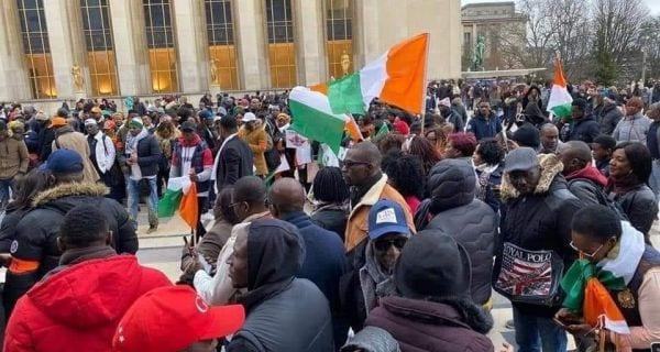 France : les ressortissants ivoiriens s'en prennent à la BFM TV