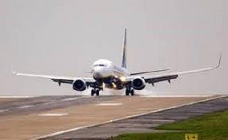 Ivre et à moitié nue, elle force l'atterrissage d'un avion